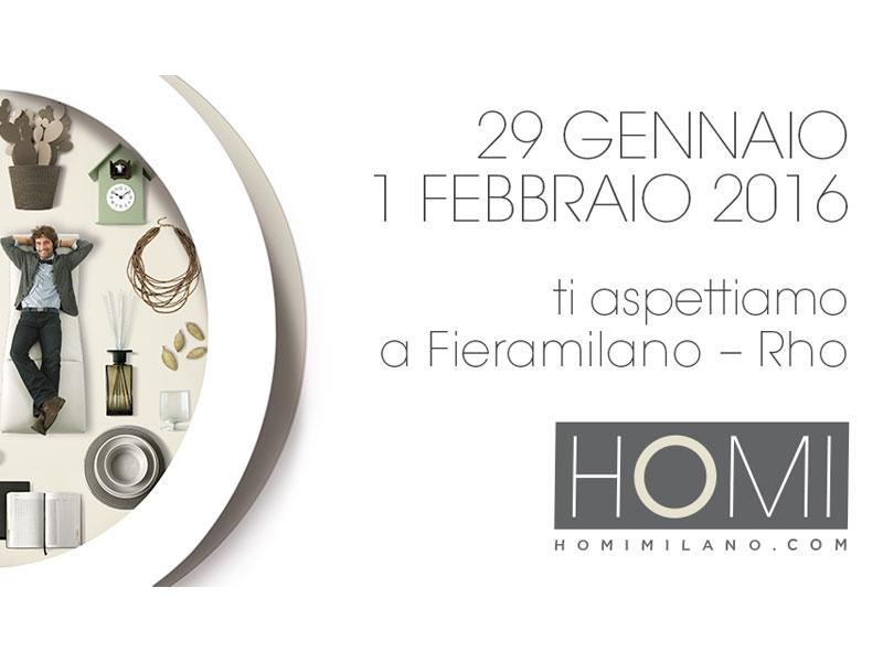 B&P Italia a HOMI Milano dal 29 Gennaio al 1 Febbraio