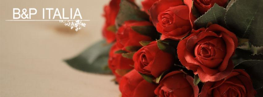 Festeggia San Valentino con B&P Italia