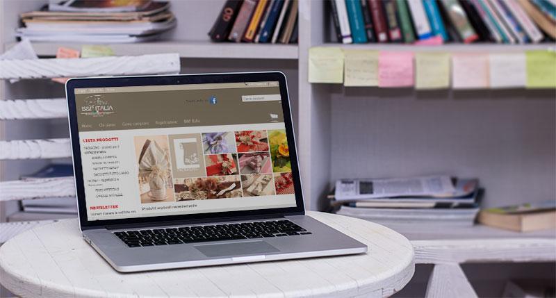 E' in arrivo il negozio per acquistare i nostri prodotti direttamente online