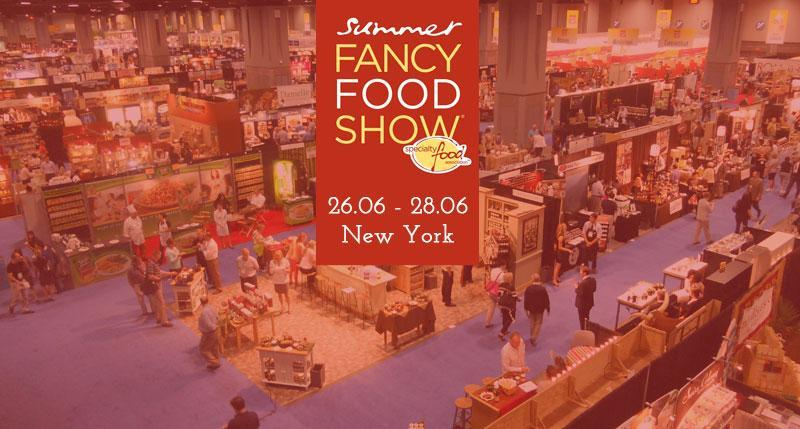 Dopo Milano e Francoforte, ora portiamo il Made in Italy anche a New York al Summer Fancy Food Show 2016