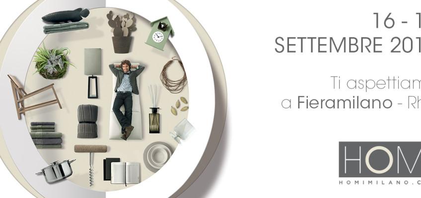 B&P Italia a HOMI Milano dal 16 al 19 Settembre