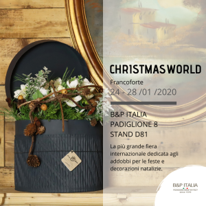 _CHRISTMASWORLD 2020 ita